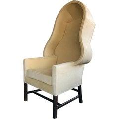 Stylish 1960s Porter's Chair