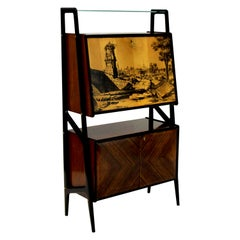 Stylish Bar Cabinet by Dassi