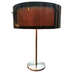 Stylish Mid-Century Modern Danish Table Lamp designed By Kemp & Lauritzen