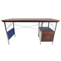 Stylish Modern Writing Desk after Charles Eames for Herman Miller