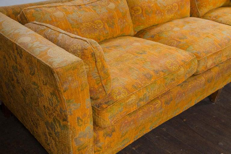 Fabric Stylish Tuxedo Sofa For Sale