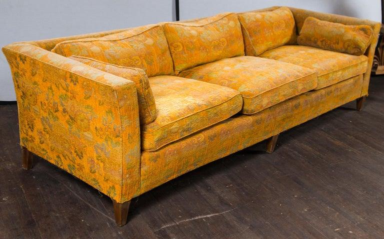 Stylish Tuxedo Sofa For Sale 2