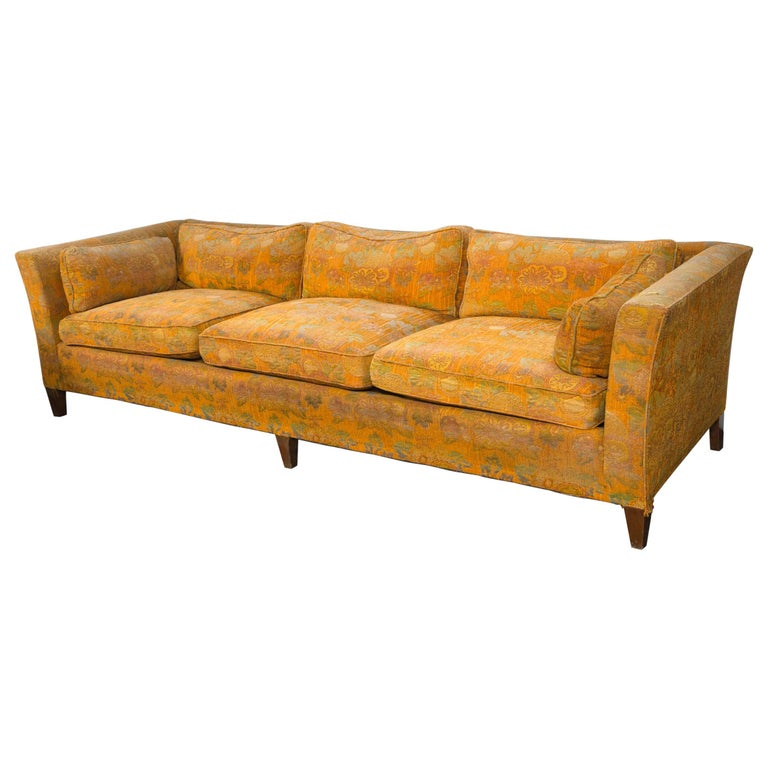Stylish Tuxedo Sofa For Sale