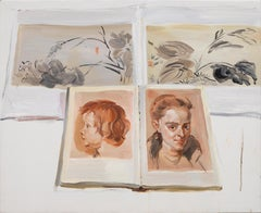 Chinese Contemporary Art by Su Yu - Rubens Sketches