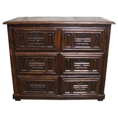 Sublime 16th Century French Chest