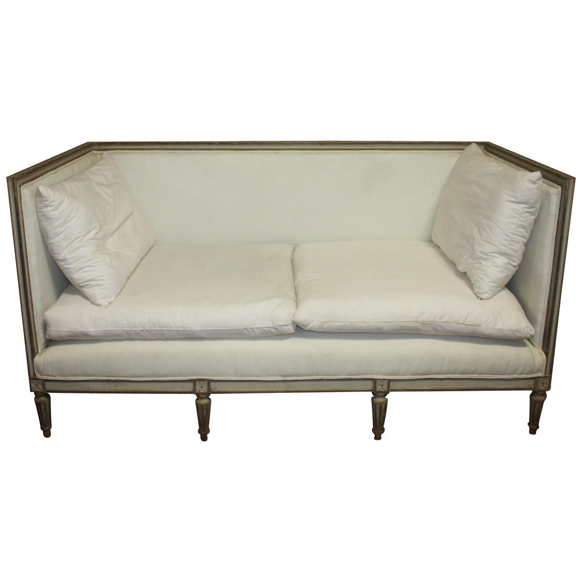 Sublime Early 19th Century French Daybed