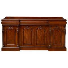 Substantial Victorian Sideboard in Mahogany