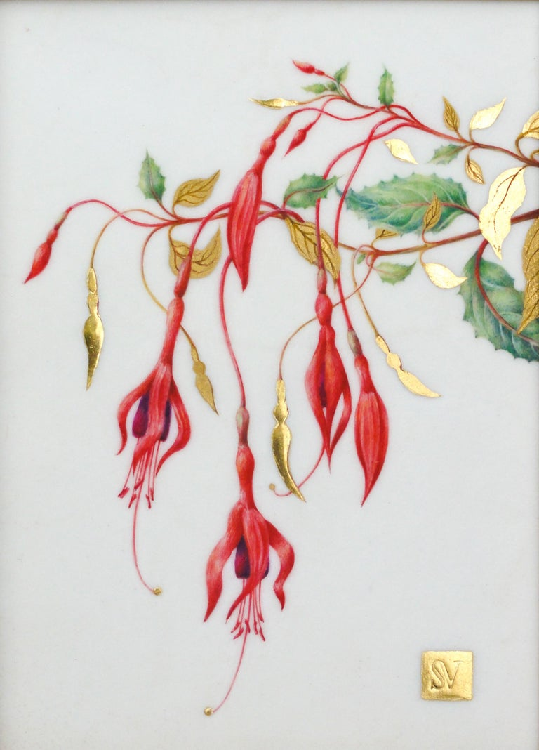 Fuchsia - Print by Sue Viner