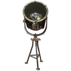 Suez Canal Searchlight