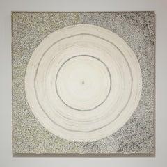 """""""SOUND"""" 3D Mandala in paper 55x55 inches"""
