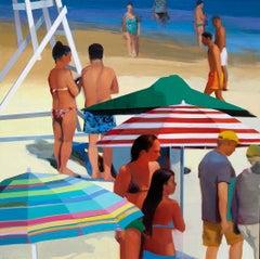 Warm Day on the Beach #7