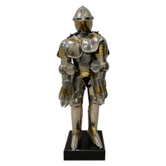 Suit of Armor Sculpture