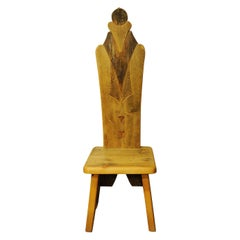 Suit Throne Chair