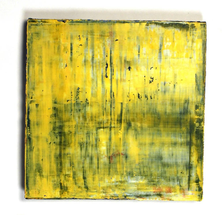 Modern Suite of Four Abstract Color Field Oil Paintings by Douglas Leon Cartmel For Sale
