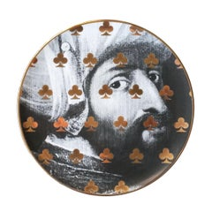 Sultan Gold Porcelain Plate 04