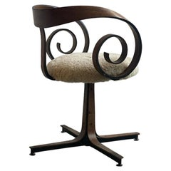 Sultana Swivel Chair by George Mulhauser for Plycraft