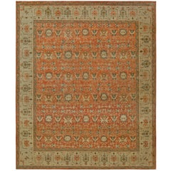 Sultanabad, a Traditional Rug