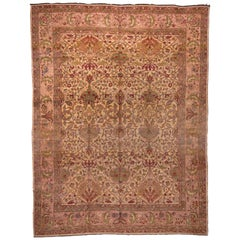 Sultanabad Carpet, Handmade Wool Carpet
