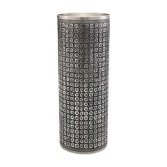 Sumer Silver Vase by Zanetto