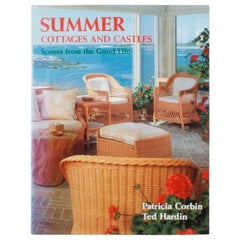 """Summer Cottages and Castles, Scenes from the Good Life,"" First Edition Book"