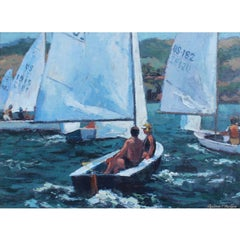 """Summer Regatta"" by Antonio Pietro Martino"
