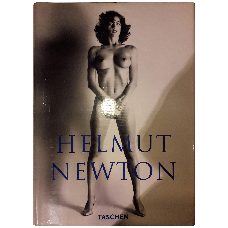 Sumo Book Helmut Newton on Philippe Starck Chrome Stand Taschenen Montecarlo