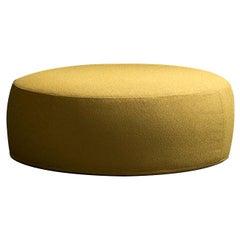 Sumo Yellow Ottoman