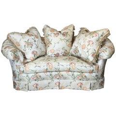 Sumptuous Vintage Baker Down Filled Sofa