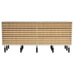 Sunbreaker Limited Edition Credenza, Sideboard, or Dresser by Laylo Studio