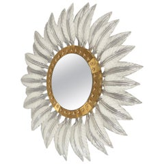 Sunburst Mirror by Roberto Rida, Italy, 2019