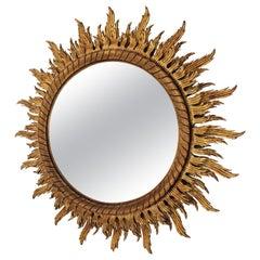 Sunburst Mirror in Large Scale