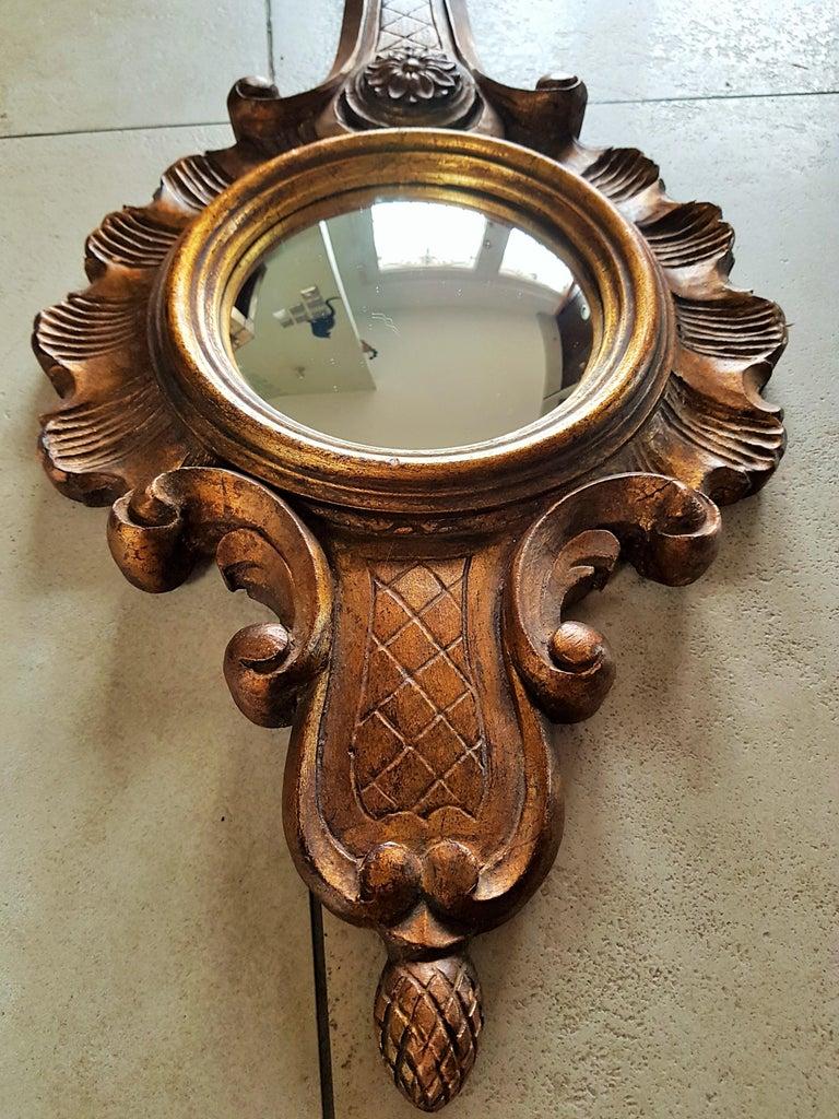 Sunburst Soleil Mirror Style Louis XV For Sale 10