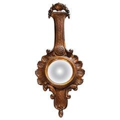 Sunburst Soleil Mirror Style Louis XV