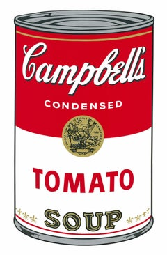 Campbell´s Tomato Soup (after Andy Warhol, Pop Art)