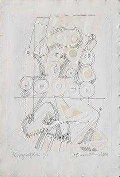 "Penographic Series II (Single Edition) by Artist Sunil Das ""In Stock"""