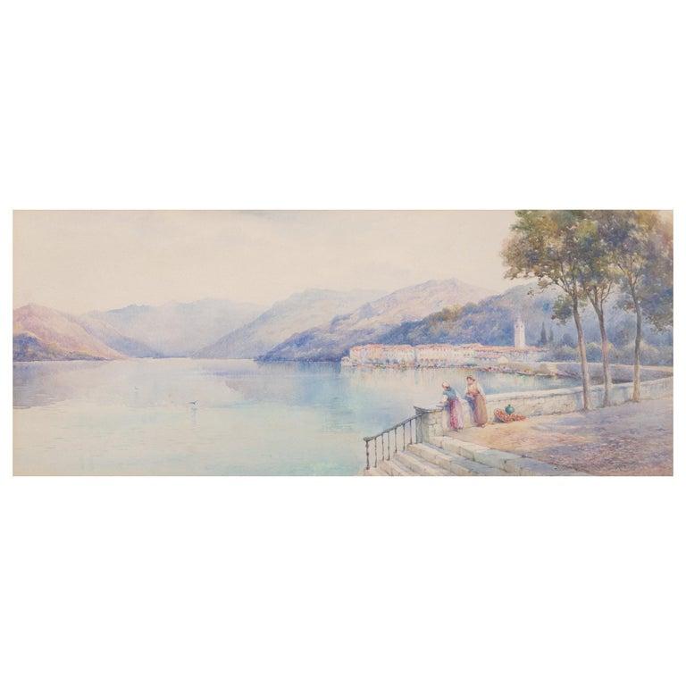 (1864-1949) Watercolor, 18