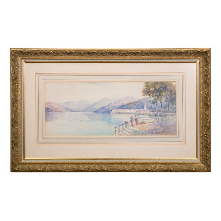 Sunlit Bay Claude Hamilton Rowbotham For Sale
