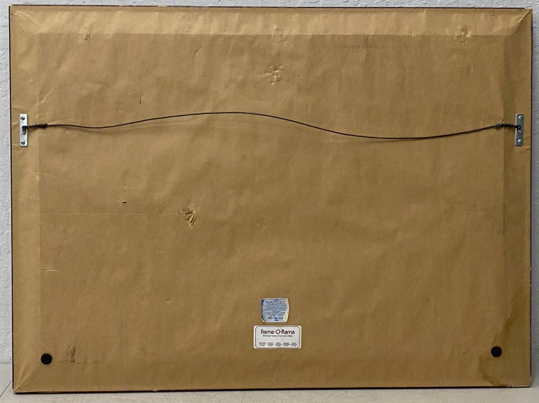 Alvar Sunol Pencil Signed Lithograph C.1970s For Sale 4
