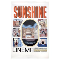 'Sunshine Cinema' 2001 U.S. One Sheet Poster