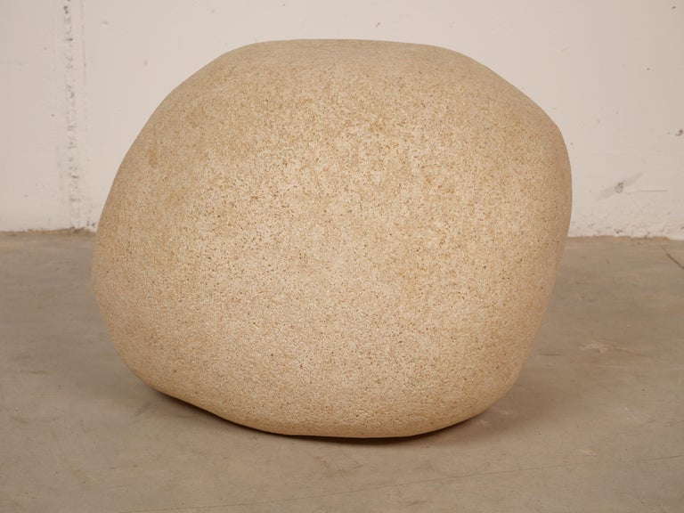 French Super Big Rock Lamp