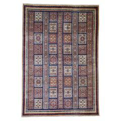 Super Kazak Pure Wool Hand Knotted Oriental Rug
