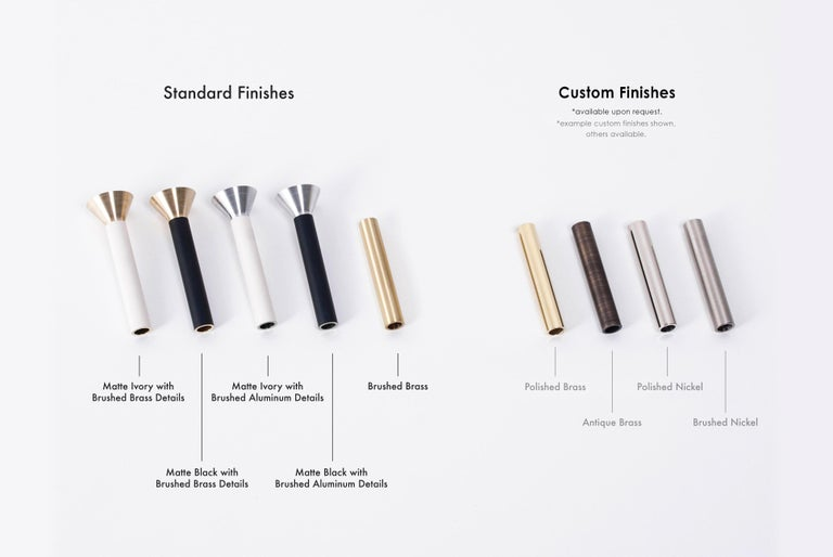 Super Nova Chandelier, Contemporary Geometric Branching Brass Light Fixture For Sale 3