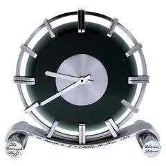 Super seltene Maschinenzeitalter Uhr von Junghans datiert 1936