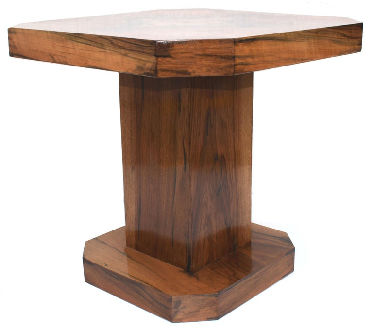 20th Century Superb 1930s Art Deco Coffee Table For Sale