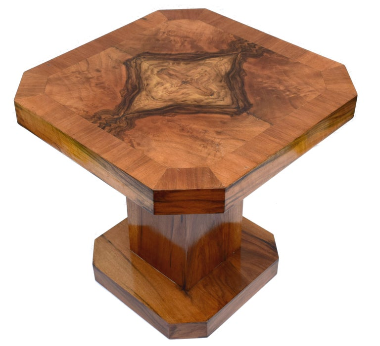 Superb 1930s Art Deco Coffee Table For Sale 1