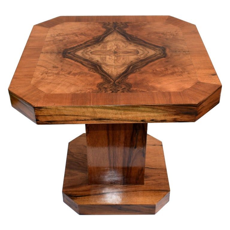 Superb 1930s Art Deco Coffee Table For Sale