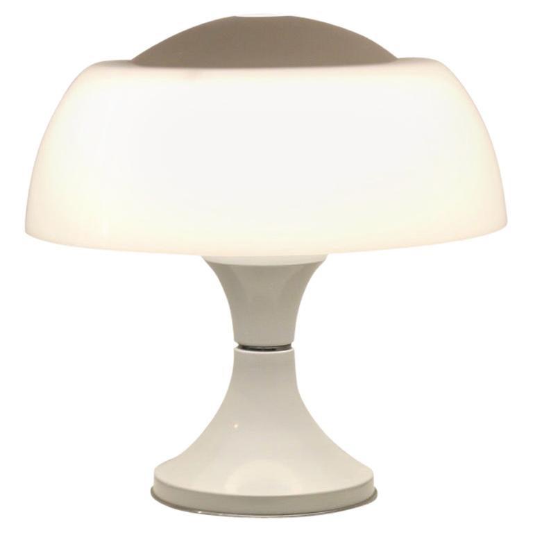 Superb Mushroom Table Lamp by Gaetano Sciolari for Valenti, 1968