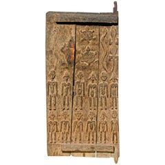 Superb Old Senufo Door Sotheby's Provenance African Sculpture