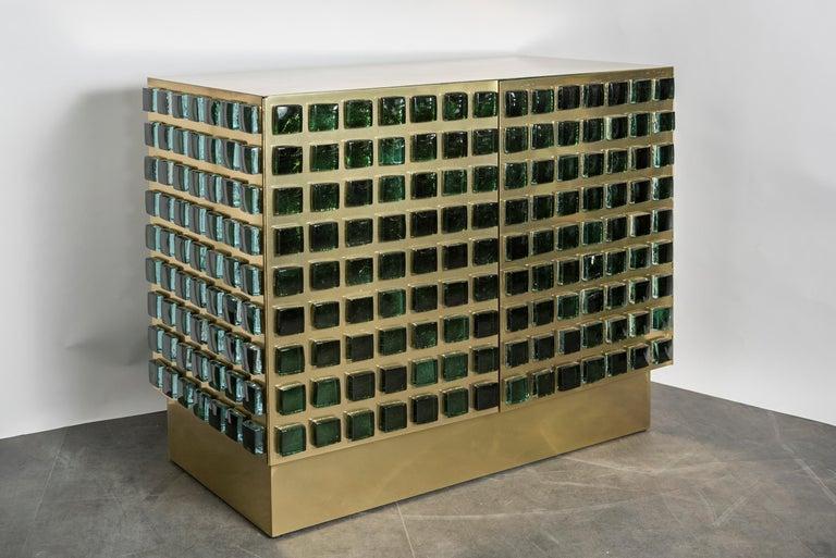 Superb Pair of Cabinets by Studio Glustin In Excellent Condition For Sale In Saint-Ouen (PARIS), FR
