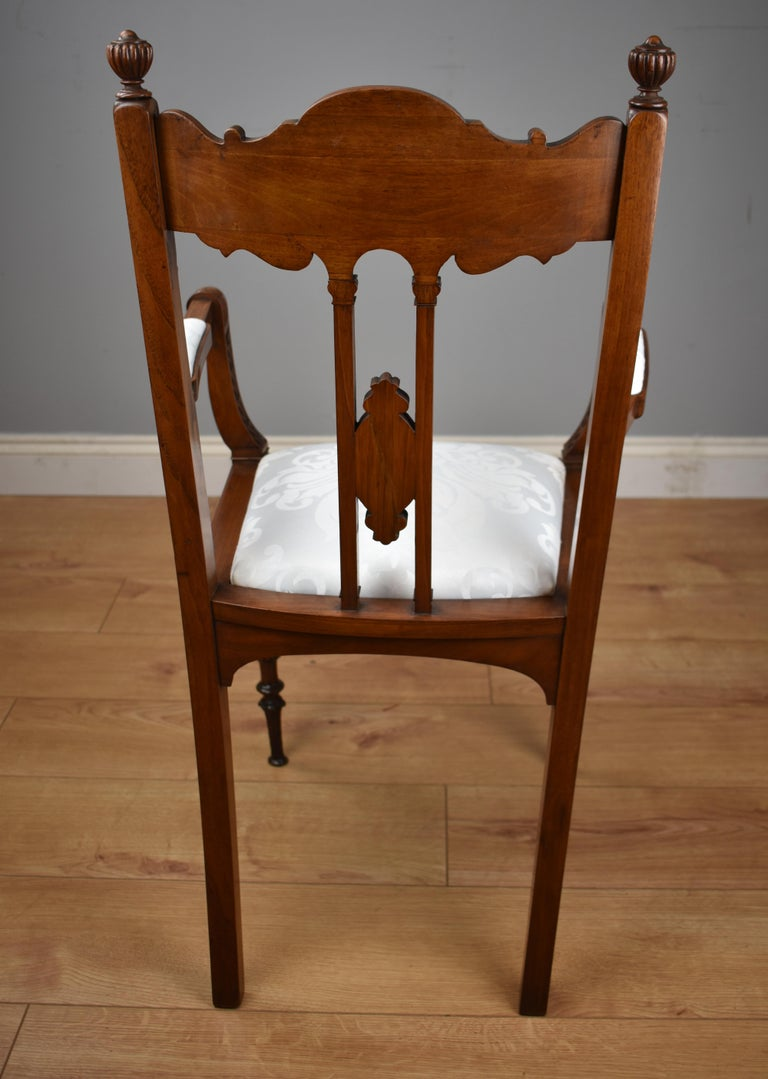 Superb Quality Victorian Mahogany Chairs For Sale 13